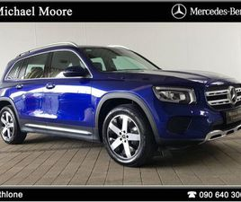 MERCEDES-BENZ GLB- CLASS GLB200D PROGRESSIVE AUTO FOR SALE IN WESTMEATH FOR €UNDEFINED ON