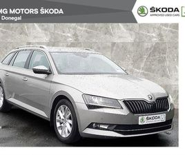 SKODA SUPERB COMBI 2.0TDI 150BHP STYLE FOR SALE IN DONEGAL FOR €29,900 ON DONEDEAL