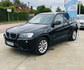 BMW X3 XDRIVE 20D 184CH LUXE