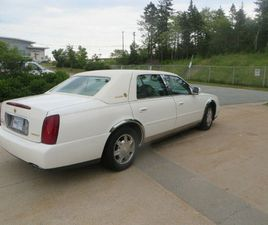 FOR SALE:2004 CADILLAC DEVILLE: 58000 ORIGINAL KMS   CLASSIC CARS   CITY OF HALIFAX   KIJI