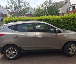 HYUNDAI IX35 1.7L*NCT NEW 08/22* FOR SALE IN MEATH FOR €7,950 ON DONEDEAL