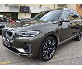 BMW X7 XDRIVE40I 48V HYBRID / IBRIDA 7 POSTI