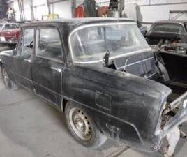 ALFA ROMEO GIULIA UIT 01-01-1977 AANGEBODEN DOOR JOOP STOLZE CLASSIC CARS