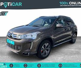 CITROEN C4 AIRCROSS HDI 115 S&S EXCLUSIVE 2WD 84 KW (114 CV)