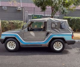 GURGEL X12 TOCANTINS 1990/1991 TETO DE LONA
