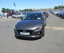 HYUNDAI I30 DELUXE PLUS 5DR FOR SALE IN LIMERICK FOR €19,500 ON DONEDEAL