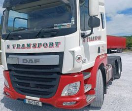 2015 DAF CF EURO 6 6X2 SPACECAB 460 FOR SALE IN CORK FOR €21,500 ON DONEDEAL