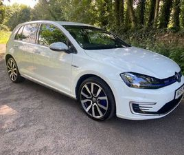 VOLKSWAGEN GOLF GOLF GTE S-A FOR SALE IN ANTRIM FOR £16,495 ON DONEDEAL