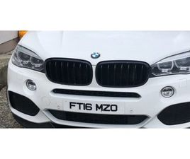 BMW X5 25D SDRIVE MSPORT