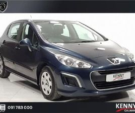 PEUGEOT 308 ACCESS 1.6 HDI 92 4DR FOR SALE IN GALWAY FOR €7,995 ON DONEDEAL