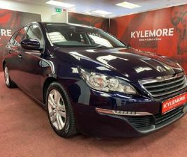 PEUGEOT 308 ACTIVE SPEC FOR SALE IN DUBLIN FOR €11,950 ON DONEDEAL
