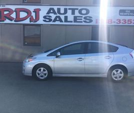 2010 TOYOTA PRIUS 1.80 1 OWNER,ONLY 39000KM