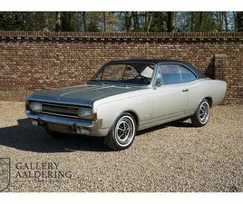 OPEL COMMODORE 2500 S COUPÉ DUTCH DELIVERED CAR, EARLY SERIES COMMODORE, FULLY RESTORED CO