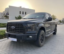 USED FORD F-150 2016