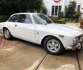 1974 ALFA ROMEO GTV 2000 COUPE