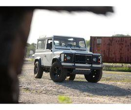 1992 LAND ROVER DEFENDER 90 90 HARD TOP