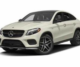 GRAY COLOR 2018 MERCEDES-BENZ GLE 43 AMG COUPE 4MATIC FOR SALE IN SILVER SPRING, MD 20904.