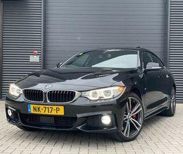 BMW 435D X-DRIVE M SPORT VOLLAUSSTATTUNG! 2015