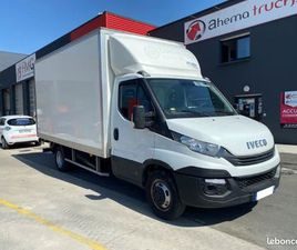 IVECO DAILY 35-160 CAISSE HAYON 20M3