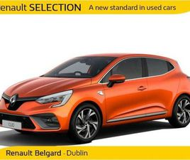 RENAULT CLIO RS LINE FOR SALE IN DUBLIN FOR €20,400 ON DONEDEAL