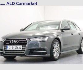 AUDI A6 AVANT 3.0 TDI V6 272BHP S LINE Q S-TRONIC FOR SALE IN DUBLIN FOR €36,950 ON DONEDE