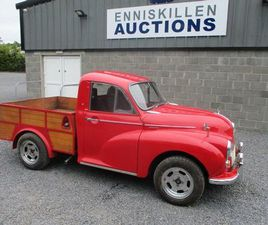 MORRIS MINOR FOR SALE IN TYRONE FOR £1 ON DONEDEAL