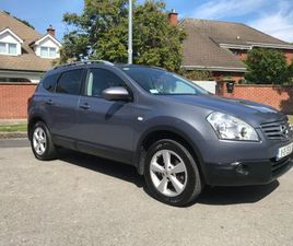 NISSAN QASHQAI +2 PETROL 1.6 7 SEATER**PAN ROOF** FOR SALE IN DUBLIN FOR €7,950 ON DONEDEA