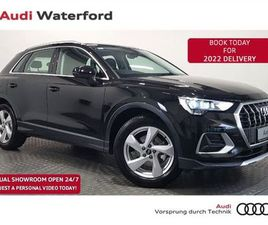 AUDI Q3 RESERVE NOW 35TDI 150 SE STRONIC FOR SALE IN WATERFORD FOR €49,382 ON DONEDEAL