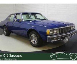 GERESTAUREERD   HISTORIE BEKEND  5.7 LTR. V8   1979