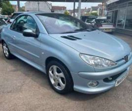 1.6 ALLURE 2DR [AC]*ONE LADY OWNER*ONLY 28,000MILES**LEATHER*AIR CON*