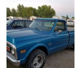 FOR SALE: 1970 CHEVROLET C10 IN CADILLAC, MICHIGAN