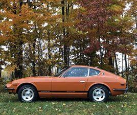 FOR SALE: 1972 DATSUN 240Z IN DULUTH, MINNESOTA