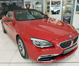 640D SE CONVERTIBLE 3.0 TWIN TURBO DIESEL 313BHP AUTOMATIC