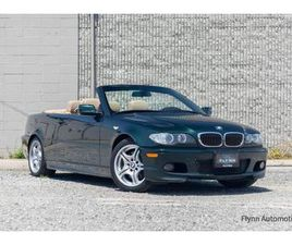 USED 2004 BMW 3 SERIES 330CI CONVERTIBLE MANUAL, M SPORT, ONE OWNER