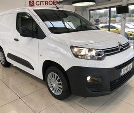 CITROEN BERLINGO AIRCON FRONT SPOT LIGHT REV SE FOR SALE IN MAYO FOR €21,000 ON DONEDEAL