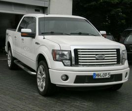 FORD F 150 LARIAT LIMITED RAPTOR 6.2 4X4 VOLLAUST!!!!