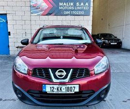 NISSAN QASHQAI +2, 2012 & 7 SEATS TAX TILL 10/21 FOR SALE IN LOUTH FOR €7,980 ON DONEDEAL
