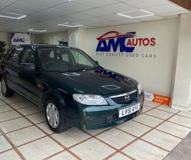 MAZDA 323 1.6 LXI 5DR (A/C)