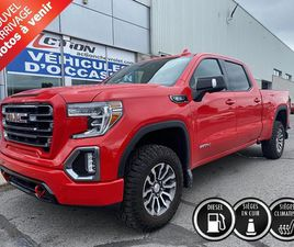 GMC SIERRA 1500 AT4 - CREW CAB - COMME NEUF - BAS MILLAGE 2021
