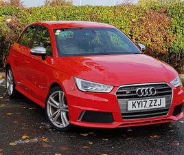 USED 2017 (17) AUDI A1 S1 TFSI QUATTRO 5DR IN LINWOOD