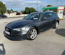 AUDI A6 S-LINE AUTO FOR SALE IN GALWAY FOR €16,750 ON DONEDEAL