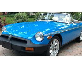 FOR SALE: 1980 MG MGB IN JAKCSONVILLE, FLORIDA