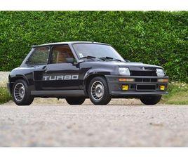 1981 RENAULT 5 TURBO #843
