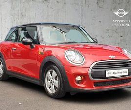 MINI HATCH ONE 3-DOOR FOR SALE IN DUBLIN FOR €15,000 ON DONEDEAL