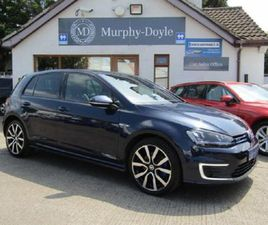 VOLKSWAGEN GOLF GTE 1.4 TSI 204 PS 6-SPEED DSG FOR SALE IN DUBLIN FOR €18,950 ON DONEDEAL