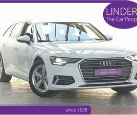 AUDI A6 AVANT SNOW WHITE SPORT 40 TDI 204 MHEV FOR SALE IN DUBLIN FOR €45,995 ON DONEDEAL