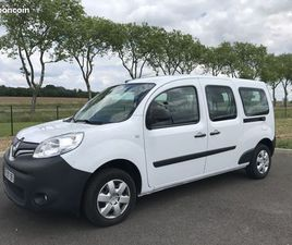 RENAULT KANGOO EXPRESS CABINE APPROFONDIE MAXI EXTRA R-LINK 1.5 DCI 90CH