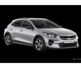 XCEED 1.6 CRDI 136 CV MHEV DCT STYLE