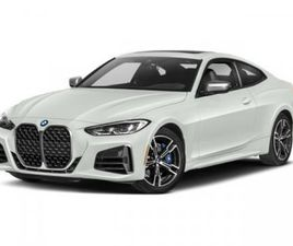 BRAND NEW WHITE COLOR 2021 BMW 4 SERIES M440I XDRIVE FOR SALE IN HUNTINGTON STATION, NY 11