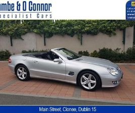 MERCEDES-BENZ SL-CLASS SL 350 RARE 3.5 V6 MODEL F FOR SALE IN DUBLIN FOR €15,950 ON DONEDE